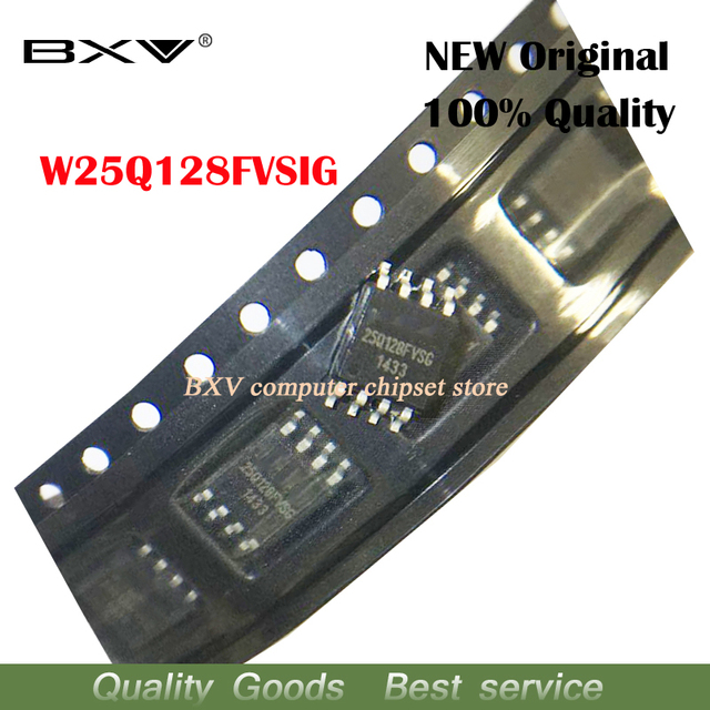 150PCS W25Q128FVSSIG W25Q128FVSG W25Q128FVSIG W25Q128 25Q128FVSIG SOP 8
