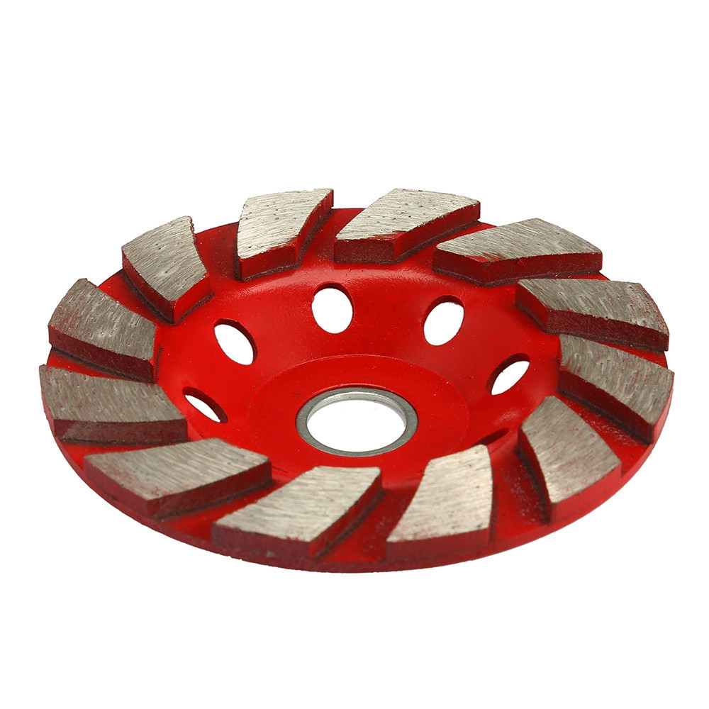 100mm Diamond Grinding Wheel Disc Bowl Shape Grinding Cup Concrete Granite Stone Ceramics Tools 100mm od 20mm hole 35mm thickness hardware parts diamond grinding wheel 240