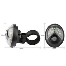 Mountain Bike Tail Light Taillight Bicycle LED Light Night MTB Safety Warning Bicycle Rear Light Lamp Bycicle Light With Battery