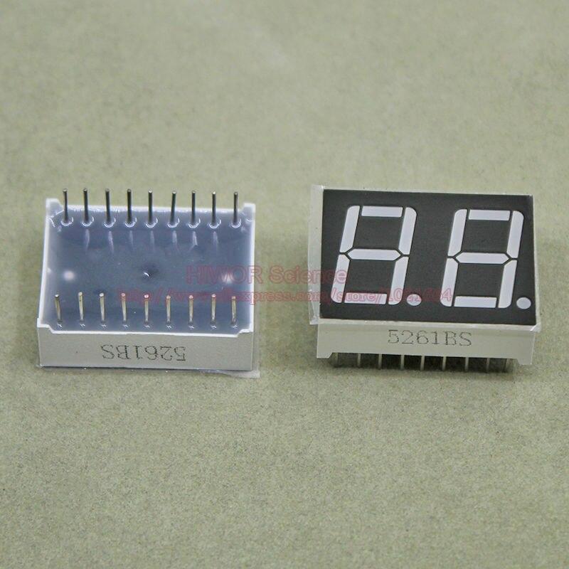 "1pcs 0.56/"" Red 4 Digit LED 7 Segment Common Anode for Arduino Raspberry Pi"