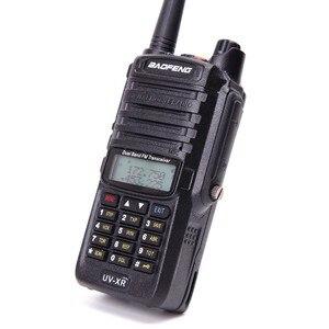 Image 2 - 2 PCS Baofeng UV XR Walkie Talkie 10W High Power 4800mAh WaterProof Dual Band Portable Two Way Radios+NA 771 Antenna