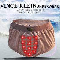 Boxer briefs magnetic therapy stone health ladies underwear men's underwear boxer briefs factory direct selling
