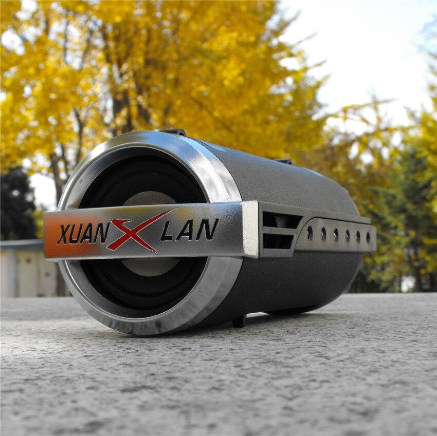 2018 2500 мАч настоящий сабвуфер динамик s Синий горный велосипед для аудио сабвуфера наружный литиевый аккумулятор для езды на велосипеде спортивный динамик