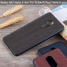 Vintage case for Xiaomi Redmi note 4 4X Pocophone