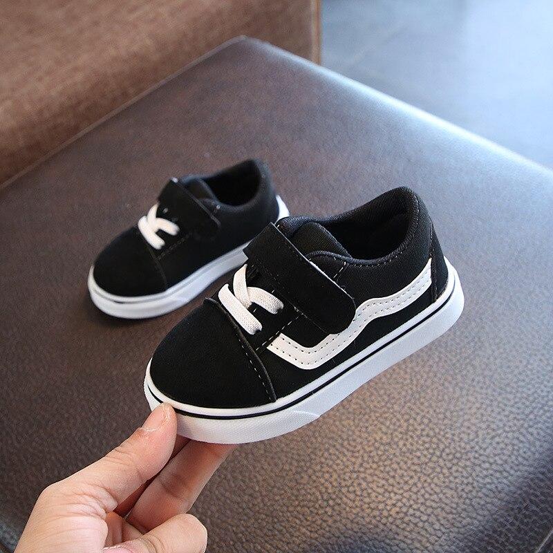 de3d5bfb Детская обувь на плоской подошве, мягкие резиновые лоферы с низким верхом,  обувь для мальчиков и девочек, Студенческая нескользящая обувь, п.