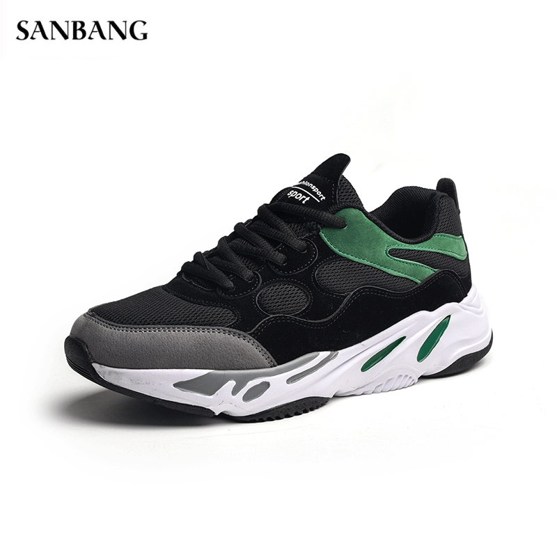 2018 Men Shoes Breathable Running Shoes for Men Sneakers Sport Shoes Ultra Boosts Athletic Shoes Male Trainers Cheap Black 4