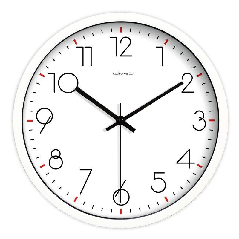 ᐊReloj de pared electrónico pared vintage cuarzo reloj moderno ...