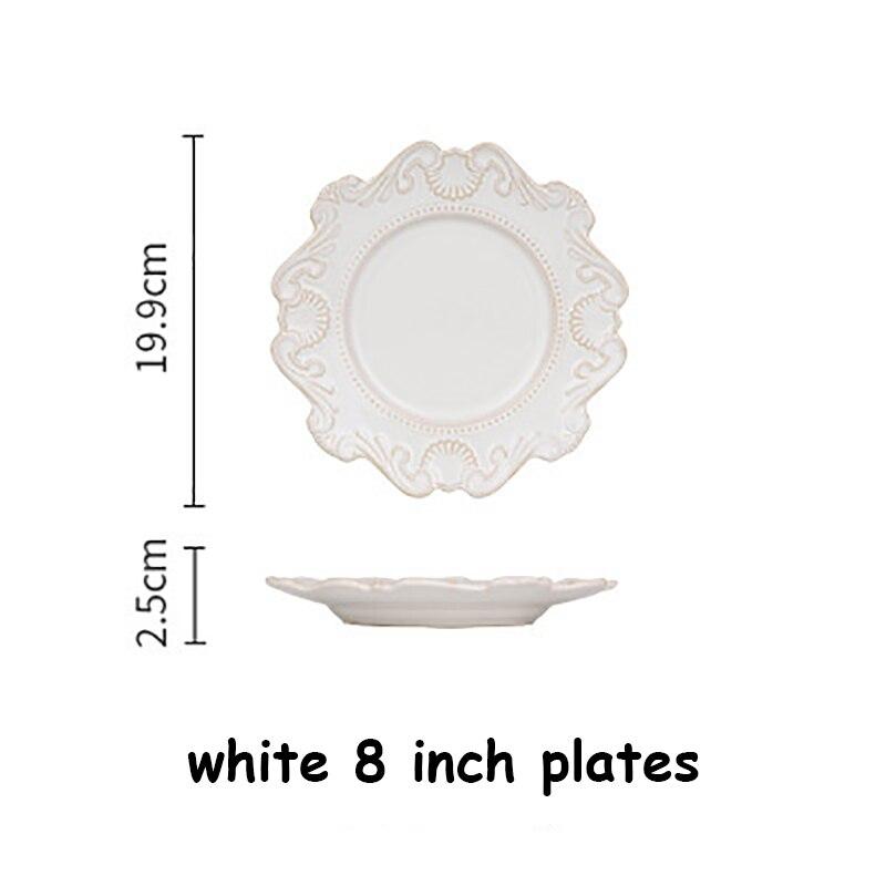 White-plate-8