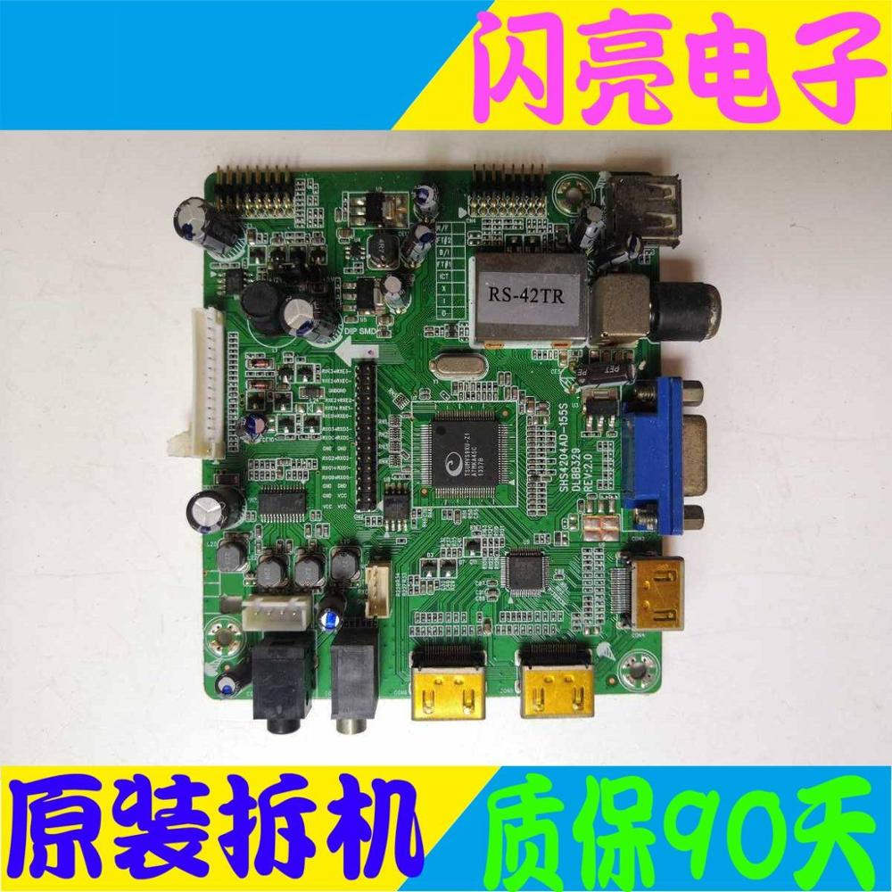 Accessories & Parts Main Board Power Board Circuit Logic Board Constant Current Board Led 4260 Motherboard Shs4204ad-155s Screen Rs420led M Consumer Electronics