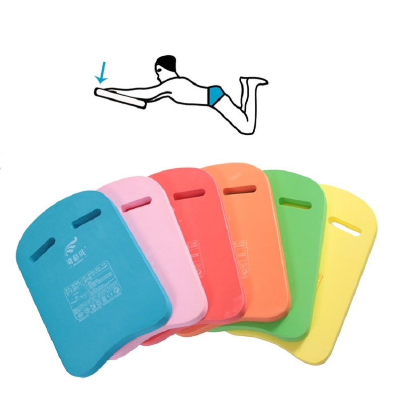Swimming Air Mattresses Floating Plate EVA Board Flotage Pontoon Kickboard Kids Safe Training Aid Floating Board Buoyancy Foam