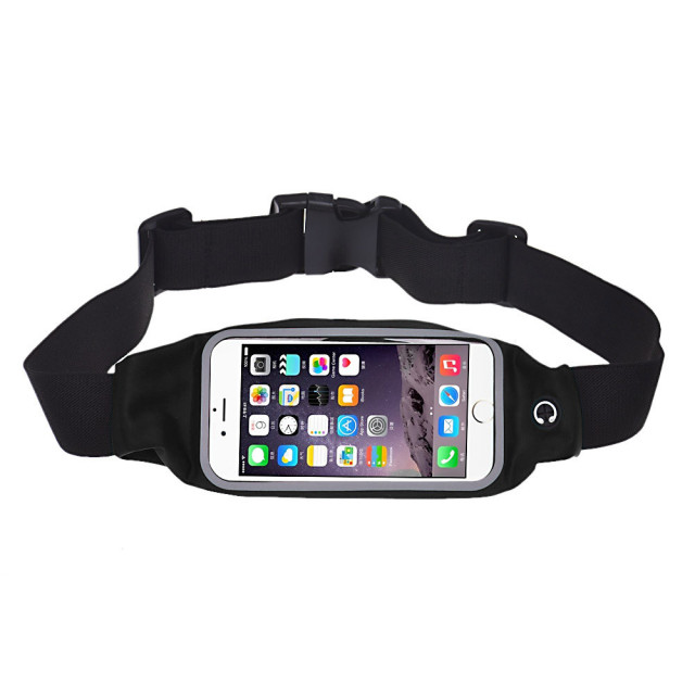 Male/Female Running Jogging Sport Fanny Pack TravelSports Running Gym Waist Belt Bag Case Cover for iphone 6 Plus 5.5