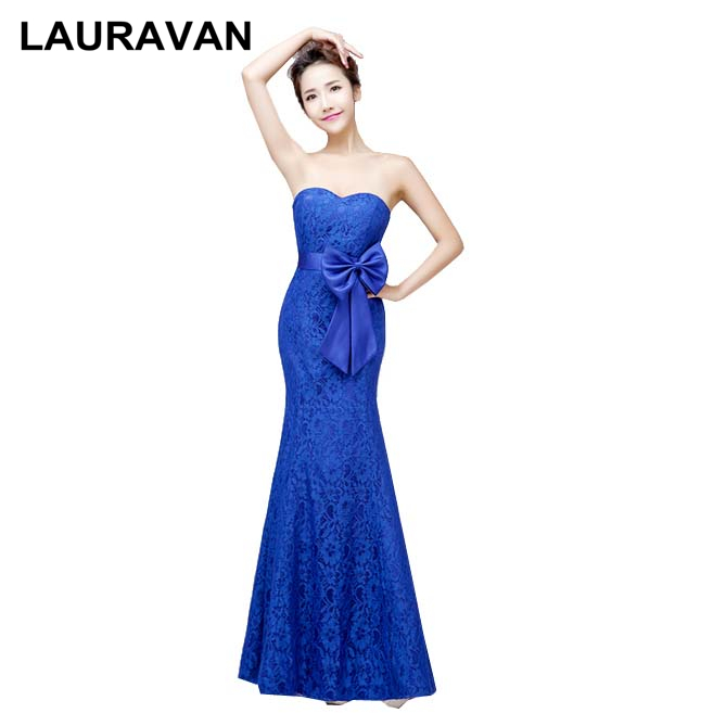 beautiful chinese traditional royal blue pink mint color mermaid bridesmaid dress pageant dresses weddings and events