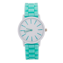 FUNIQUE 2017 New Fashion Simple Watches Women Sports Watch Silicone Jelly Colors Quartz Wristwatch For Women Kids Clock Gift