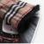 Toddler kids clothing celosía capa de lana de invierno del casquillo del cordón del bebé niñas prendas de vestir exteriores gruesa de algodón acolchado con capucha princesa abrigo de edad 2-9y