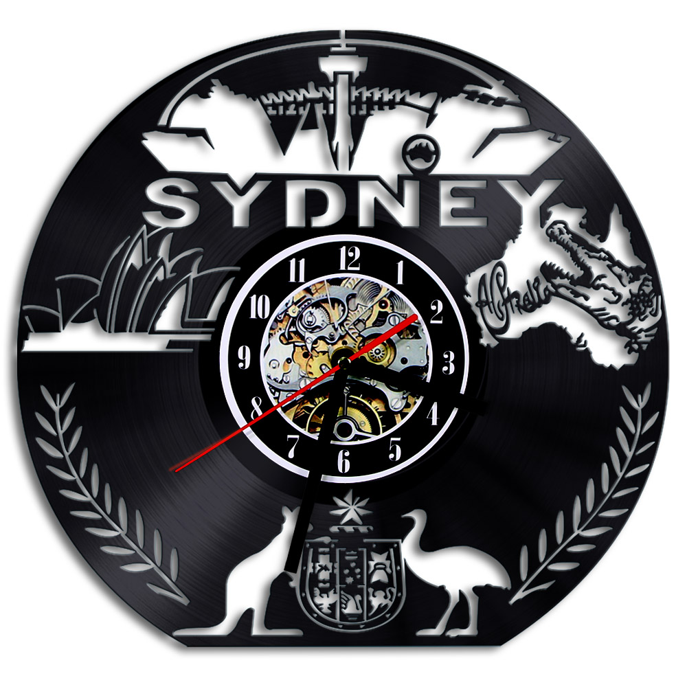 Online Buy Wholesale wall clocks australia from China wall clocks