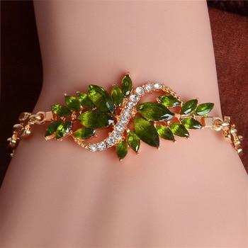 Women's Fashion Colorful Bracelets Bracelets Jewelry New Arrivals Women Jewelry Metal Color: H5821