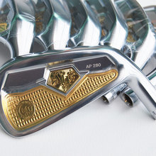 New Mens Golf Irons head HONMA AP280 Forged Golf head set  4-9P Irons head no shaft Free shipping