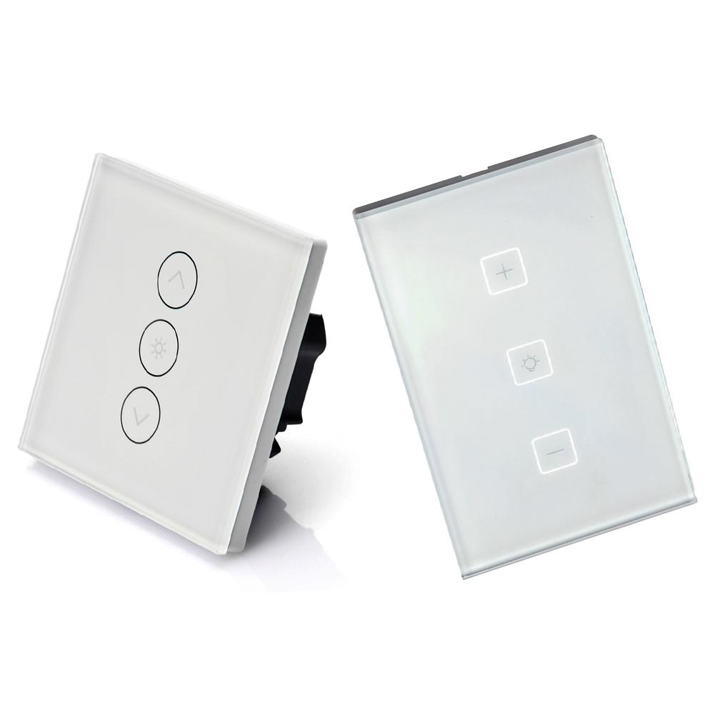 Hot WiFi LED Dimmer Switch 220V 110V Dimming Panel Switch Connected To Alexa Google Home Voice Control Dimmer For LED LampsHot WiFi LED Dimmer Switch 220V 110V Dimming Panel Switch Connected To Alexa Google Home Voice Control Dimmer For LED Lamps