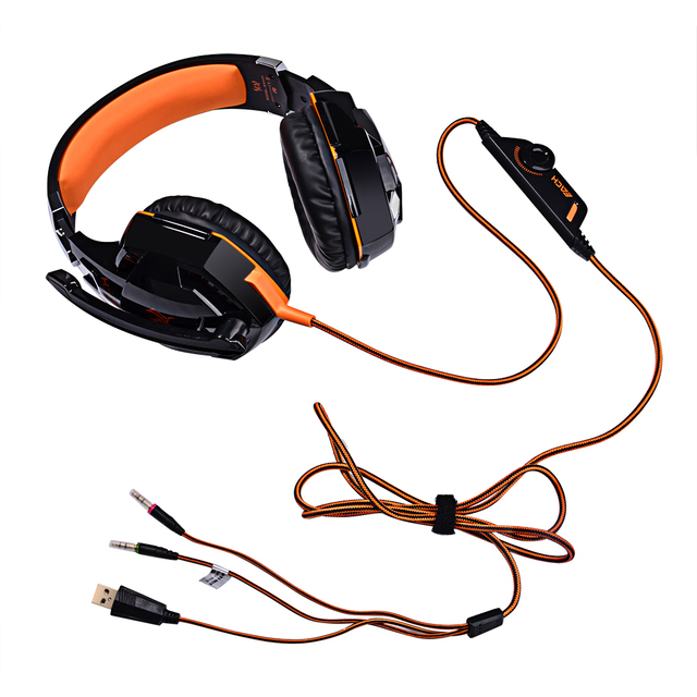 G2000 Casque Audio Gaming Headset 5