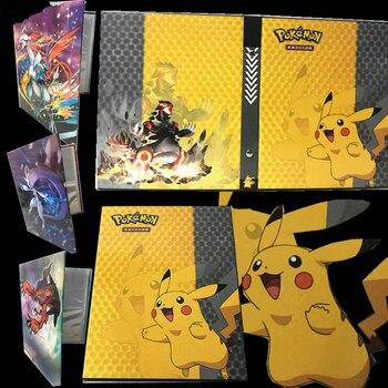 Ultra Pro Pokemon PIKACHU Mewtwo Collezione di Album di Carta Legante Portafoglio Titolare