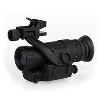Hunting Night Vision Riflescope Monocular Device Waterproof Night Vision Goggles PVS 14 Digital IR Illumination For Helmet New