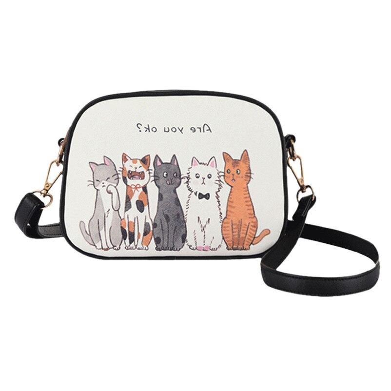 2017 Frauen Taschen Mode Mädchen Handtasche Der Tier Schulter Tasche Kleine Tote Damen Handtasche Tasche Kleine Zipper Tasche Bolsa Feminina C
