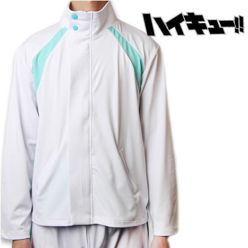 Oikawa Tooru Cosplay Haikyuu Jacket Coat Anime Costume