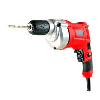 Grado de la industria taladro eléctrico 220 v multifunción 880 W destornillador eléctrico herramientas de perforación de inversión continua de la velocidad combo