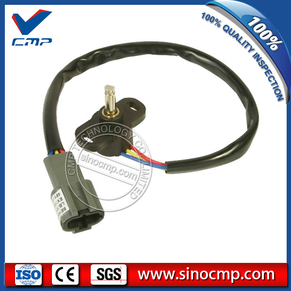 4614910 Motor positioner angle sensor for Hitachi zX200 6