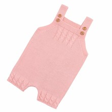 Toddler Newborn Strap Buttons Romper