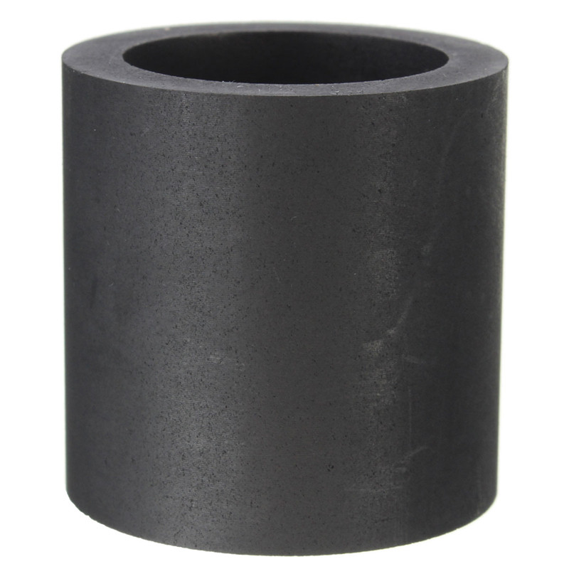 6Oz Graphite Crucible Cup Furnace Refining Melting Gold Silver Tools 30x30mm Low Price