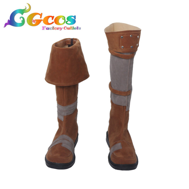 free shipping cos cosplay shoes fallout shelter fallout 4 preston garvey shoes boots halloween christmas party