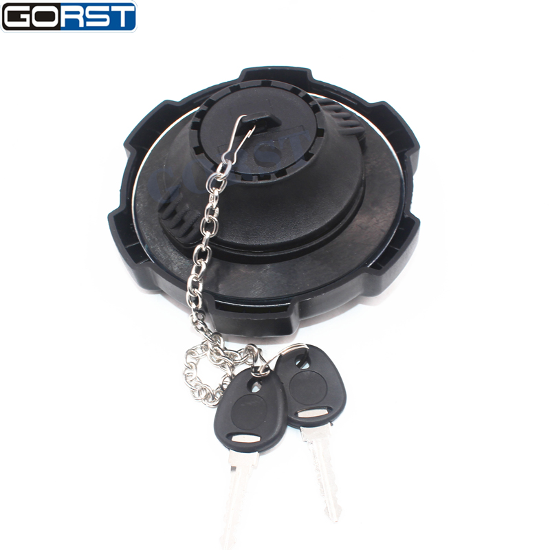 Car-styling automobiles exterior parts fuel tank cover gas cap for VOLVO truck 20392751 04 with key lock -4