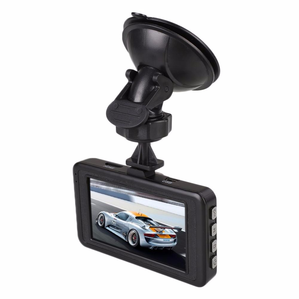 Vehemo New XGODY 3 HD 1080P Car Vehicle DVR Dash Camera Recorder Cam G-sensor