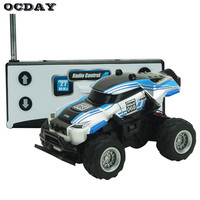 OCDAY RC Car Kids Toys Mini SUV Sport Utility Vehicle Drift Remote Control Buggy Model Vehicle