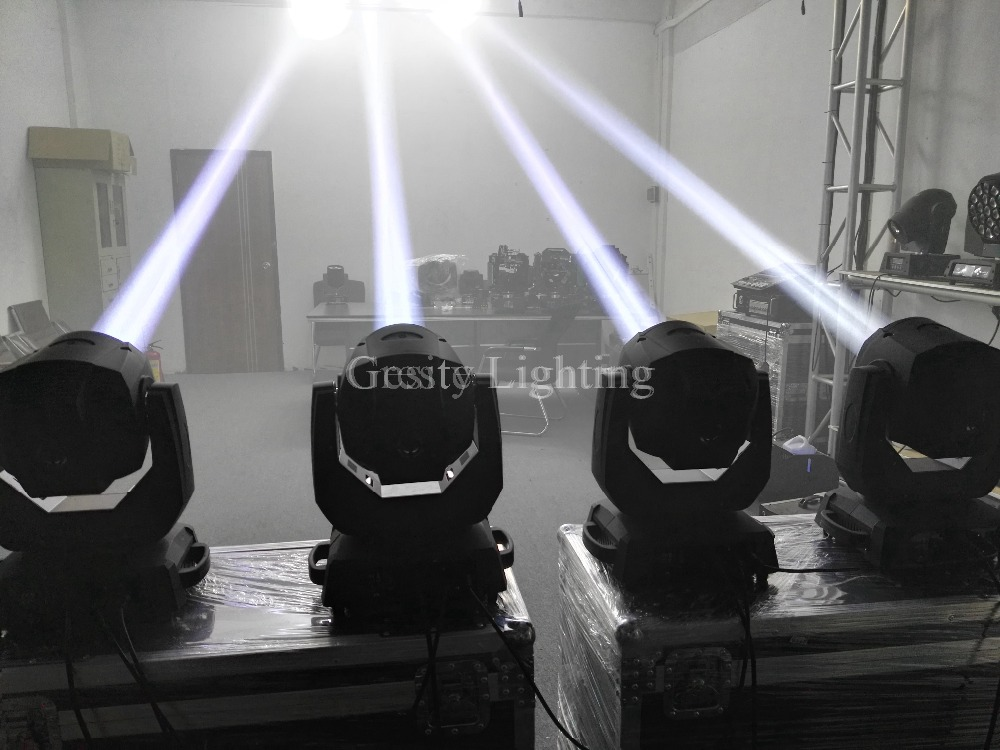1 pcs/lot hot sale 132W 2r beam moving head light 2R lamp 14 Channels 13 Colors+ MSD R2 White 2R sharpy beam disco lights