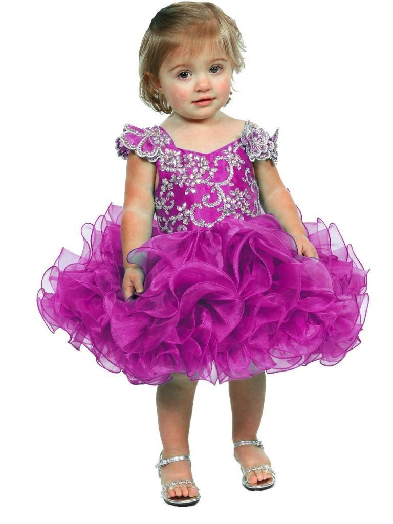 Popular Short Toddler Pageant Dresses-Buy Cheap Short Toddler ...