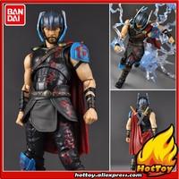 100% Original BANDAI Tamashii Nations S.H.Figuarts SHF Exclusive Action Figure Thor & THUNDER EFFECT SET fromThor: Ragnarok