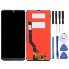 For Huawei Y7 2019 DUB-LX3 DUB-L23 DUB-LX1 Y7 Prime 2019 DUB-L21 LCD Display Touch Screen Sensor Glass Digitizer Assembly + Kit dub syndicate dub syndicate hard food