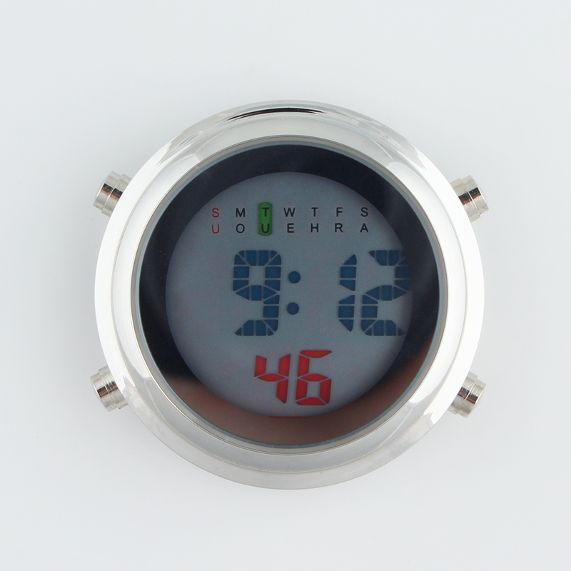 2018 Digital Nurse Watch Fob Pocket Watch Doctor Nurse Timepiece Brooch Lapel Medical Nurse Watch Electronic With Clip ALK