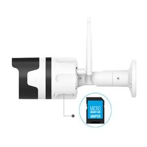 Image 5 - Wdskivi Мини HD 1080P Водонепроницаемая наружная IP камера WiFi камера видеонаблюдения цилиндрическая камера видеонаблюдения с металлическим корпусом Onvif iCSee