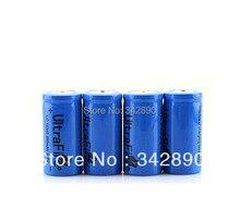 Pcs Fogo Lc16340 3.7 V 880 Mah Bateria Recarregável Azul Profundo