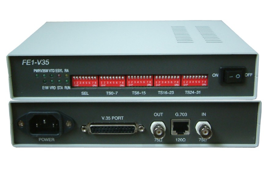 HighTek HT-019 FE1 to V.35 Protocol Converter