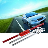 Durable Car Trailer Rope Stainless Steel Car Traction Rod Dragrope Off Road Trailer Belt Trailer Bars