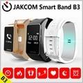 Jakcom b3 banda inteligente nuevo producto de pulseras como pulsera inteligente de ritmo cardíaco de la presión arterial pulsera mp3 player bileklik