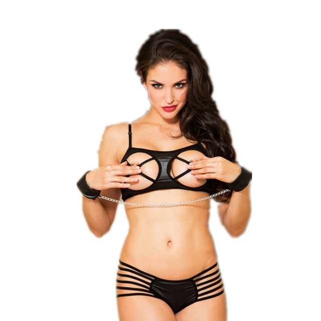 e8a9fb741d24d New Hot Club Black Fancy Bra Set Underwear Seamless Wear For Woman Bras and  Panties and Lingerie L32589. Price