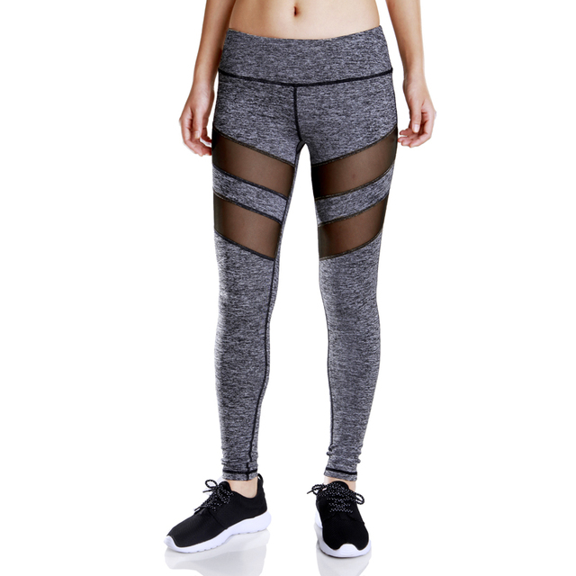 9791528553a72 Yoga Pants Running Fitting Exercise Gym Women's Compression Tights Fitness  Lycra Spandex Leggings Workout Jogging Women 160001