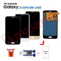 TFT pour Samsung Galaxy J1 2016 SM-J120F écran lcd remplacement de l'écran pour SAMSUNG SM-J120FN J120G J120H J120M J120A écran lcd