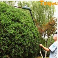 Free shipping 18 v charging plug in. Aerial work. Small chainsaw household scissors hedgerow machine woodworking sawing