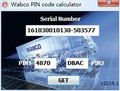 WABCO PIN CALCULATOR / wabco Diagnostic PIN / PIN2 CALCULATOR